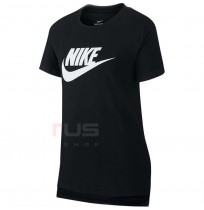 ДЕТСКА ТЕНИСКА NIKE NSW TEE DPTL BASIC FUTURA BLACK