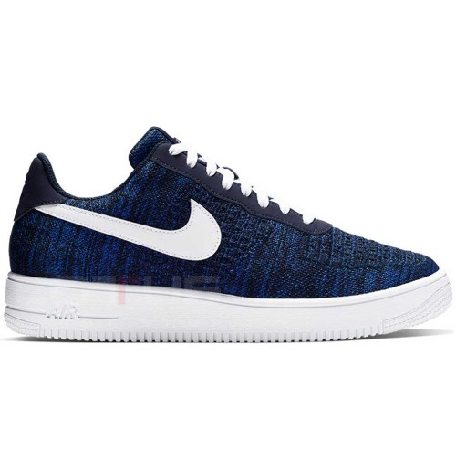 ДЕТСКИ ОБУВКИ NIKE AIR FORCE 1 FLYKNIT 2.0 (GS) NAVY