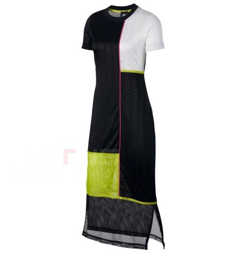 ДАМСКА РОКЛЯ NIKE NSW NSP DRESS SS BLACK