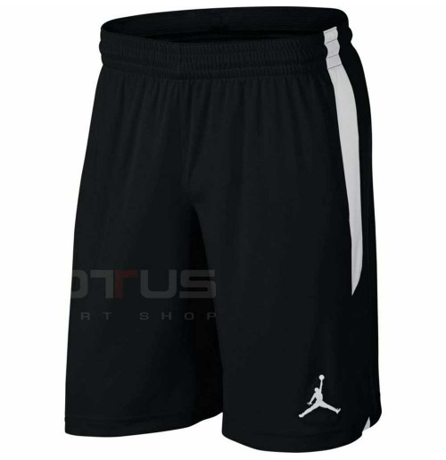 МЪЖКИ КЪСИ ПАНТАЛОНИ NIKE JORDAN 23ALPHA DRY KNIT SHORT BLACK