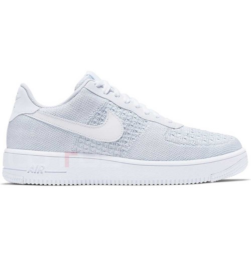 МЪЖКИ ОБУВКИ NIKE AIR FORCE 1 FLYKNIT 2.0 WHITE