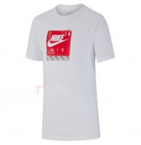 ДЕТСКА ТЕНИСКА NIKE NSW TEE NIKE AIR SHOE BOX WHITE