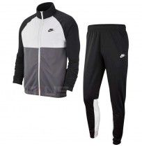 МЪЖКИ СПОРТЕН ЕКИП NIKE NSW CE TRK SUIT PK BLACK/GREY