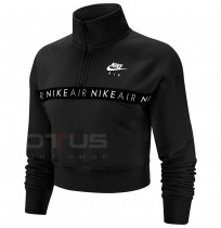 ДАМСКО ГОРНИЩЕ NIKE NSW AIR TOP HZ BB BLACK