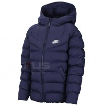 ДЕТСКО ЯКЕ NIKE NSW PARKA DOWN OW NAVY