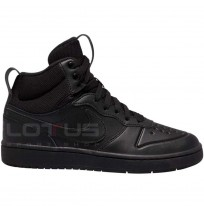 ДЕТСКИ ОБУВКИ NIKE COURT BOROUGH MID 2 BOOT (GS) BLACK