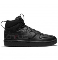 ДЕТСКИ ОБУВКИ NIKE COURT BOROUGH MID 2 BOOT (PS) BLACK