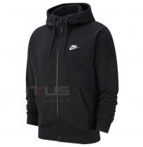 МЪЖКО ГОРНИЩЕ NIKE NSW CLUB HOODIE FZ FT BLACK