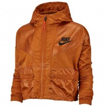 ДАМСКО ЯКЕ NIKE NSW WR JKT CARGO REBEL BROWN