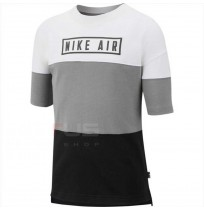 ДЕТСКА ТЕНИСКА NIKE AIR TOP SS BLACK