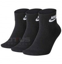ЧОРАПИ NIKE NSW EVRY ESSENTIAL ANKLE BLACK
