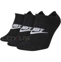ЧОРАПИ NIKE NSW ESSENTIAL NS 3PPK BLACK