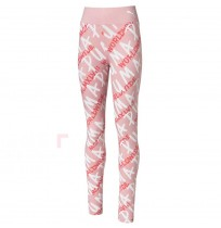 ДЕТСКИ КЛИН PUMA ALPHA AOP LEGGINGS G ROSE