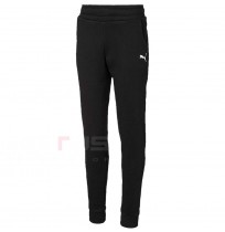 ДЕТСКО ДОЛНИЩЕ PUMA ALPHA SWEAT PANTS FL G BLACK