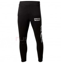 МЪЖКО ДОЛНИЩЕ PUMA REBEL CAMO PANTS CL FL BLACK