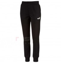 ДАМСКО ДОЛНИЩЕ PUMA ESS SWEAT PANTS FL CL BLACK
