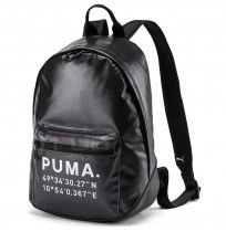 ДАМСКА РАНИЧКА PUMA PRIME TIME ARCHIVE BACKPACK X-MAS BLACK