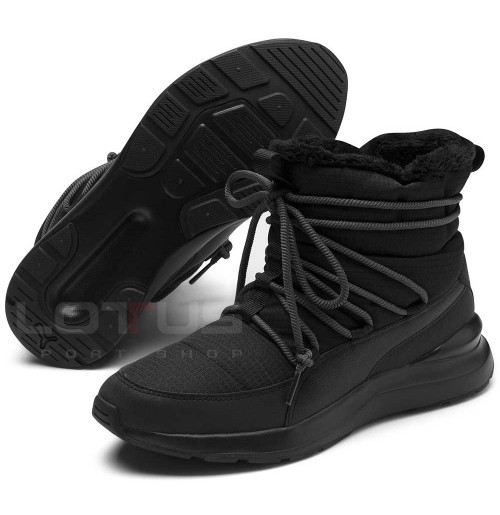 ДАМСКИ БОТУШИ PUMA ADELA WINTER BOOT BLACK