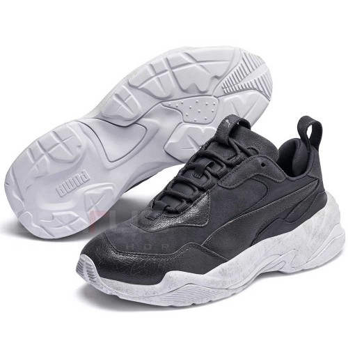 ДАМСКИ ОБУВКИ PUMA THUNDER DISTRESSED WNS BLACK