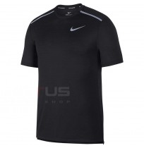 МЪЖКА ТЕНИСКА NIKE DRY MILER TOP SS BLACK