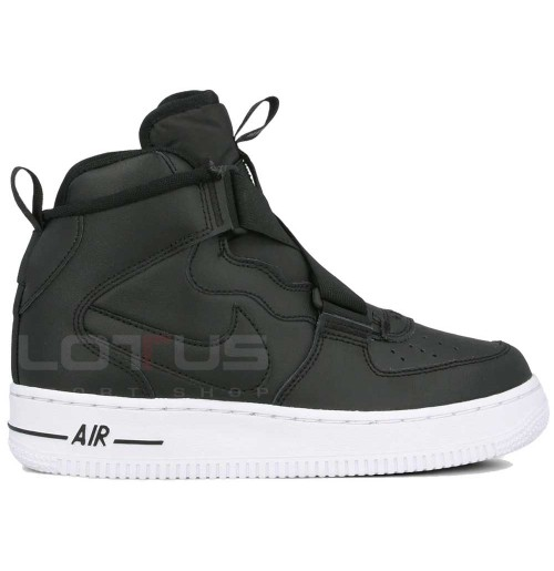 ДЕТСКИ ОБУВКИ NIKE AIR FORCE 1 HIGHNESS (GS) BLACK