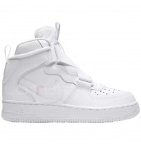 ДЕТСКИ ОБУВКИ NIKE AIR FORCE 1 HIGHNESS (GS) WHITE