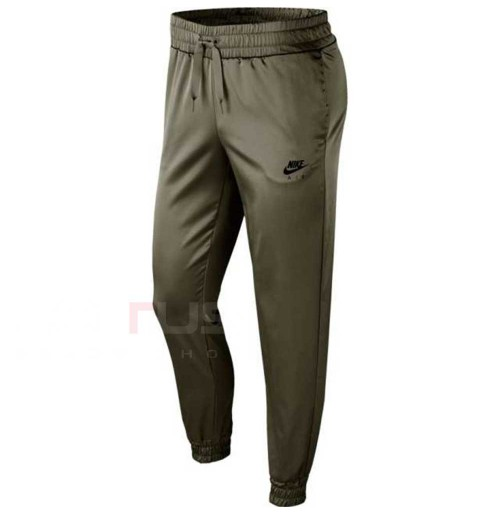 ДАМСКО ДОЛНИЩЕ NIKE NSW AIR TRK PANT SATIN OLIVE