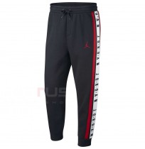 МЪЖКО ДОЛНИЩЕ NIKE AIR JORDAN FLC PANT BLACK