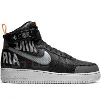 МЪЖКИ ОБУВКИ NIKE AIR FORCE 1 HIGH 07 LV8 2 BLACK