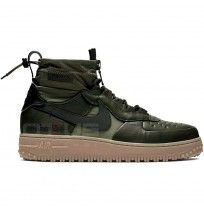 МЪЖКИ ОБУВКИ NIKE AIR FORCE 1 WTR GTX SEQUOIA
