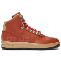 МЪЖКИ ОБУВКИ NIKE LUNAR FORCE 1 DUCKBOOT 18 BROWN