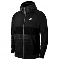 МЪЖКО ГОРНИЩЕ NIKE NSW CE HOODIE FZ WINTER BLACK