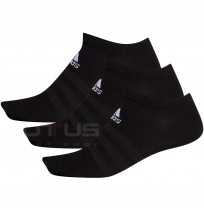 ЧОРАПИ ADIDAS LIGHT LOW 3PP BLACK