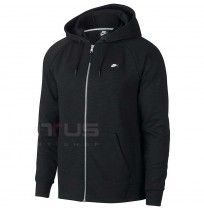 МЪЖКО ГОРНИЩЕ NIKE NSW OPTIC HOODIE FZ BLACK