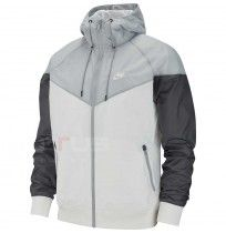 МЪЖКО ЯКЕ NIKE NSW HE WR JKT HD WHITE