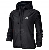 ДАМСКО ЯКЕ NIKE NSW WR JKT BLACK