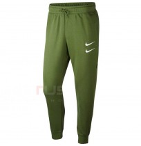 МЪЖКО ДОЛНИЩЕ NIKE NSW SWOOSH PANT FT GREEN
