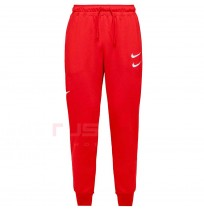 МЪЖКО ДОЛНИЩЕ NIKE NSW SWOOSH PANT FT RED
