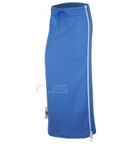 ДАМСКА ПОЛА NIKE NSW NSW FLC SKIRT LONG BLUE