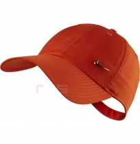ШАПКА NIKE H86 CAP METAL SWOOSH TEAM ORANGE