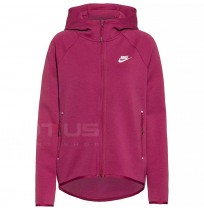 ДАМСКО ГОРНИЩЕ NIKE NSW TCH FLC CAPE MULBERRY