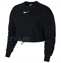 ДАМСКА БЛУЗА NIKE NSW SWSH CREW FT BLACK
