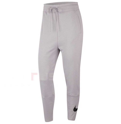 ДАМСКО ДОЛНИЩЕ NIKE NSW SWSH PANT FT SILVER LILAC