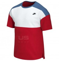 МЪЖКА ТЕНИСКА NIKE NSW TOP SS JSY CB RED