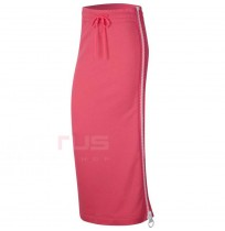 ДАМСКА ПОЛА NIKE NSW NSW FLC SKIRT LONG PINK