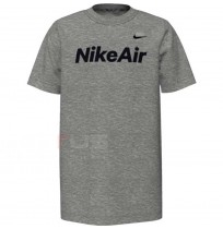ДЕТСКА ТЕНИСКА NIKE NSW TEE NIKE AIR CS DK GREY HTHR