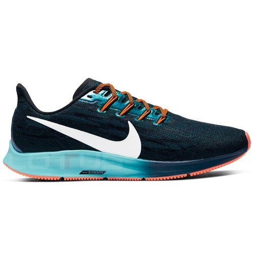 МЪЖКИ МАРАТОНКИ NIKE AIR ZOOM PEGASUS 36 HKNE MIDNIGHT TURQUOISE