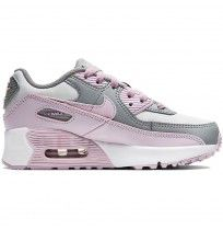 ДЕТСКИ МАРАТОНКИ NIKE AIR MAX 90 LTR (PS) GREY/LILAC