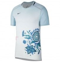 МЪЖКА ТЕНИСКА NIKE WILD RUN RISE 365 TOP SS BLUE