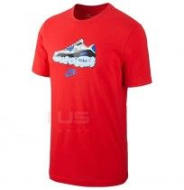 ДЕТСКА ТЕНИСКА NIKE NSW TEE AM90 CLOUDS RED